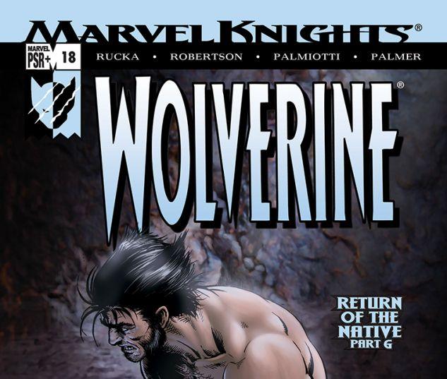 Wolverine (2003) #18