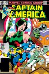 Captain America (1968) #283 Cover