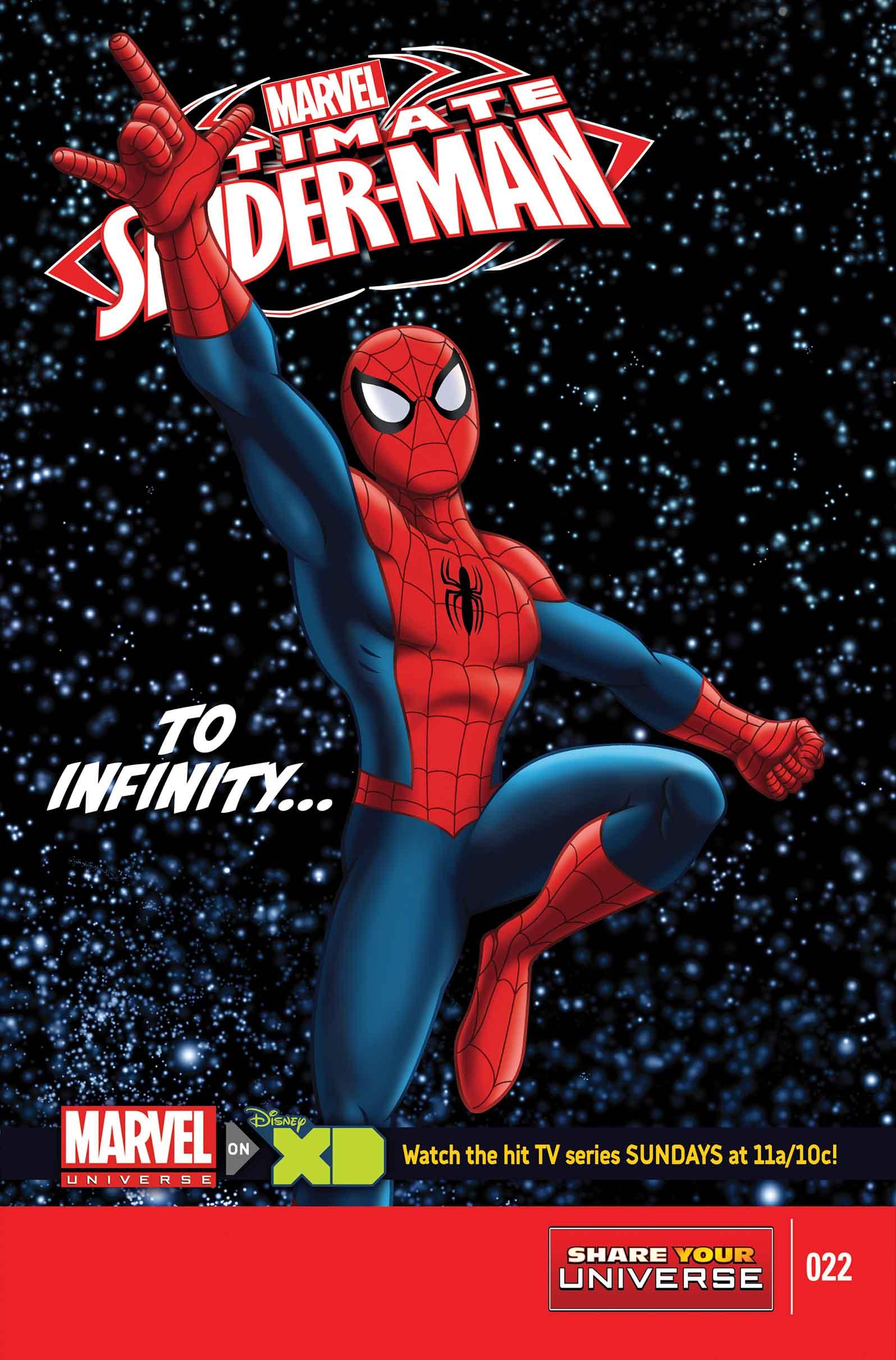 Marvel Universe Ultimate Spider-Man (2012) #22