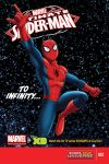 Marvel Universe Ultimate Spider-Man (2012) #22 Cover