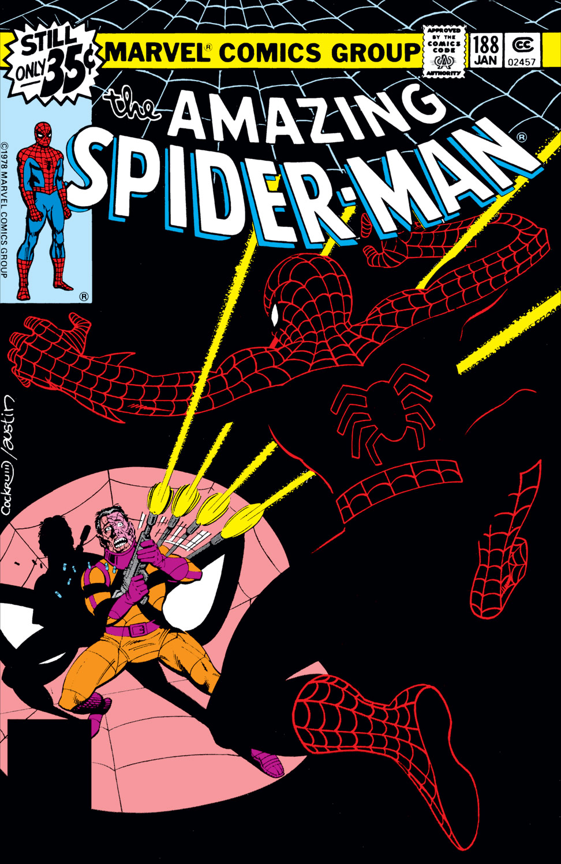 The Amazing Spider-Man (1963) #188