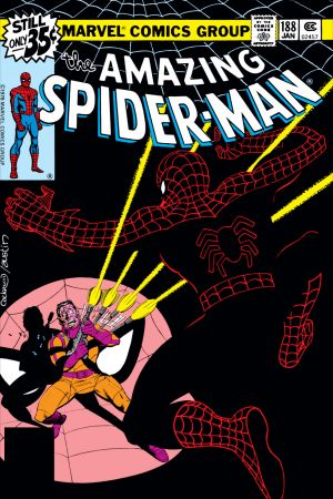 The Amazing Spider-Man (1963) #188
