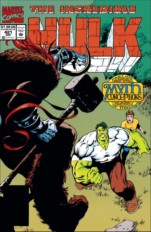 Incredible Hulk (1962) #421