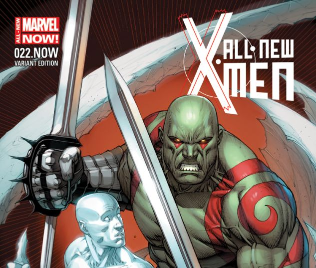ALL-NEW X-MEN 22.NOW KEOWN VARIANT (ANMN, WITH DIGITAL CODE)