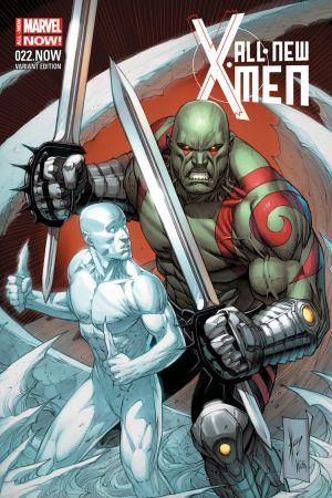 All-New X-Men (2012) #22 (Keown Variant)