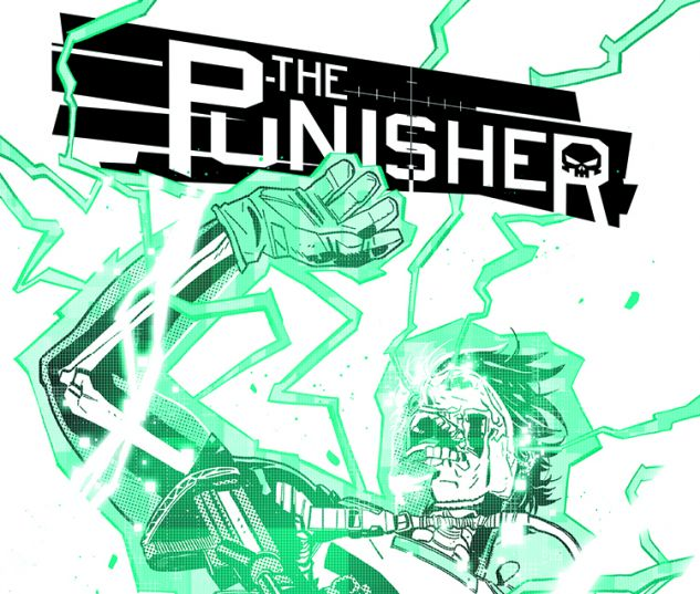 THE PUNISHER 3 (ANMN, WITH DIGITAL CODE)