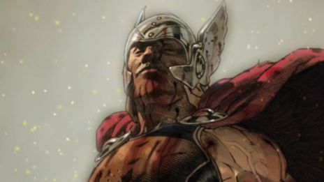 Marvel AR: Thor: God of Thunder #5 Cover Recap