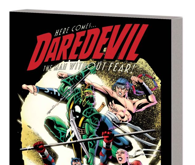 DAREDEVIL EPIC COLLECTION: FALL FROM GRACE TPB