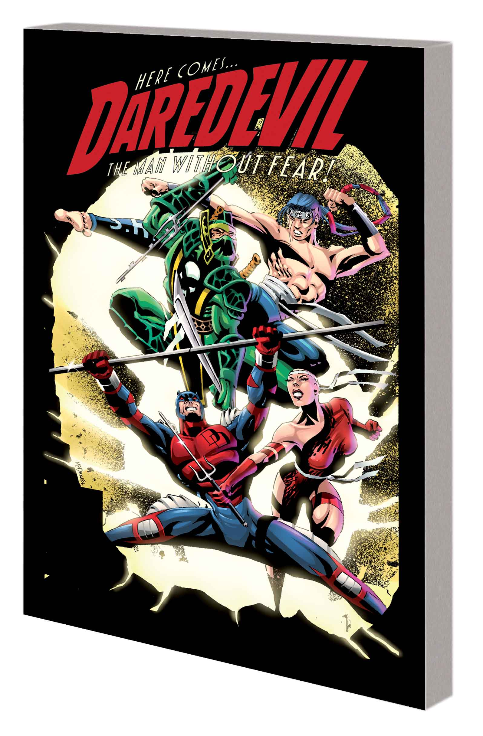 DAREDEVIL EPIC COLLECTION: FALL FROM GRACE TPB (Trade Paperback)