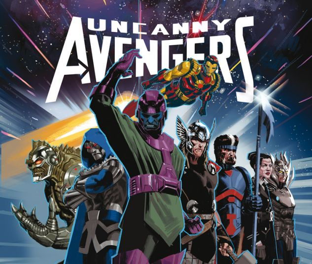 UNCANNY AVENGERS 19 (ANMN, WITH DIGITAL CODE)
