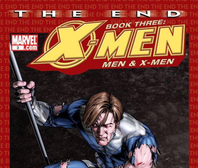 X-Men: The End - Men and X-Men #3