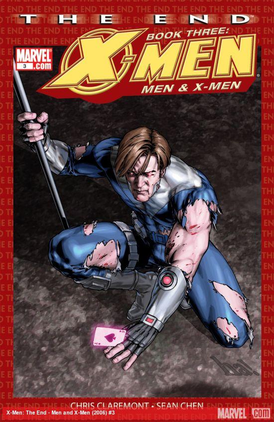 X-Men: The End - Men and X-Men (2006) #3