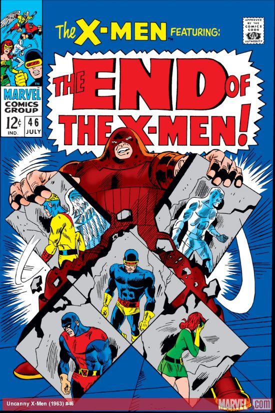 Uncanny X-Men (1963) #46