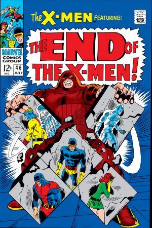 Uncanny X-Men #46