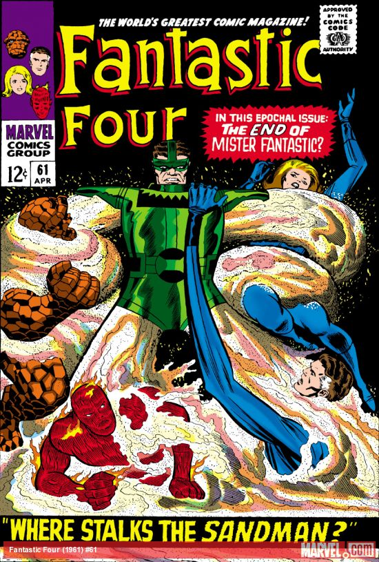 Fantastic Four (1961) #61