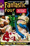 Fantastic Four (1961) #61 Cover