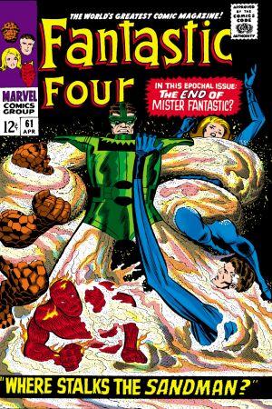 Fantastic Four #61