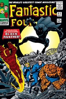 Fantastic Four (1961) #52