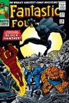 Fantastic Four (1961) #52 Cover