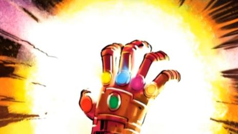 Marvel AR: Infinity Gauntlet Bio