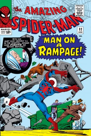The Amazing Spider-Man (1963) #32