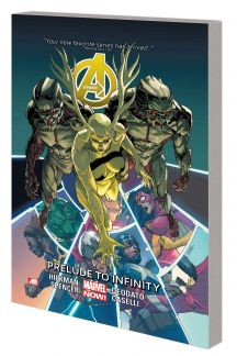 AVENGERS VOL. 3: PRELUDE TO INFINITY TPB  (Trade Paperback)