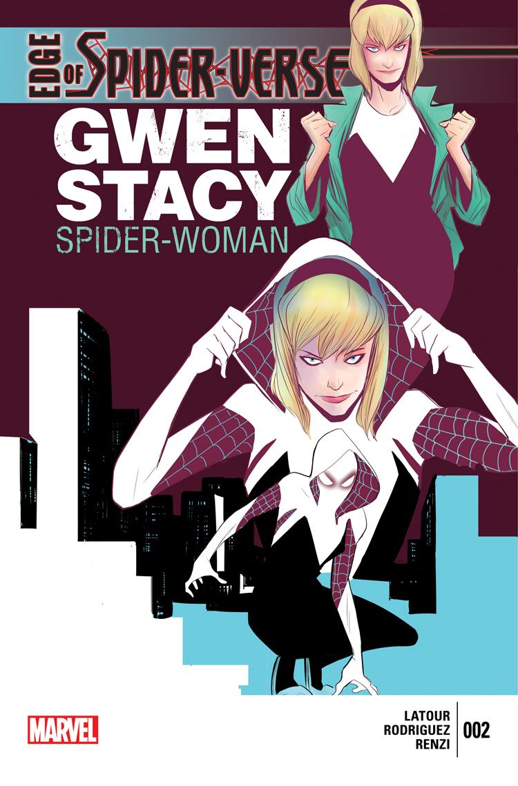 Edge of Spider-Verse (2014) #2