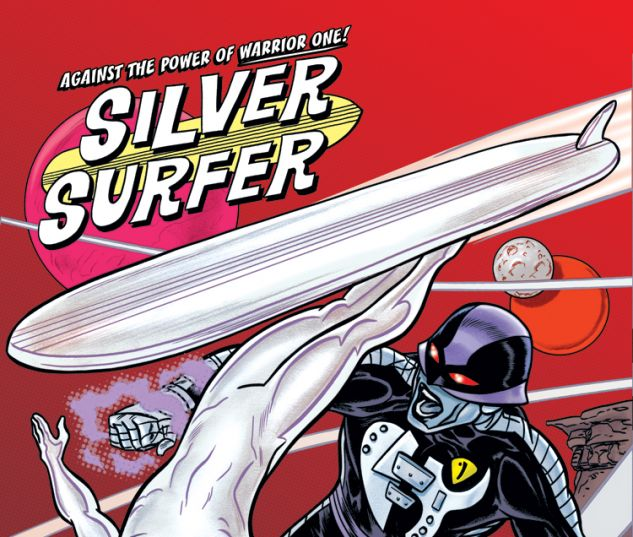 SILVER SURFER 6 (WITH DIGITAL CODE)