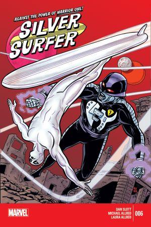 Silver Surfer (2014) #6