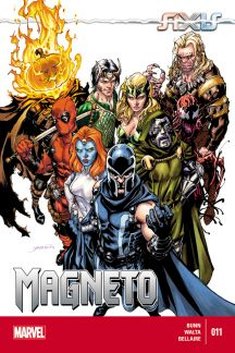 Magneto (2014) #11