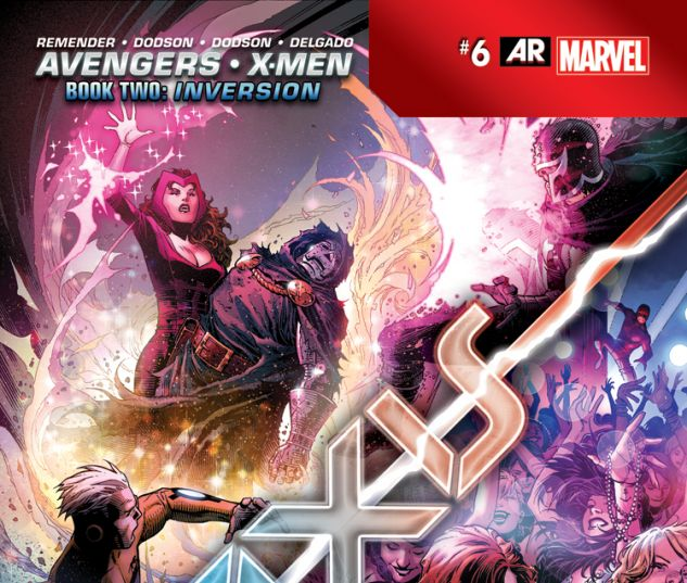 AVENGERS & X-MEN: AXIS 6 (AX, WITH DIGITAL CODE)