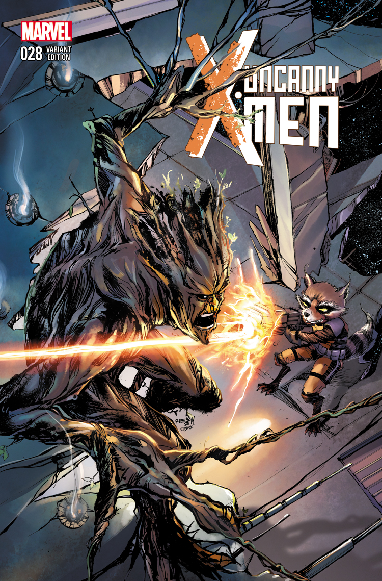 Uncanny X-Men (2013) #28 (Kristantina Rr&G Variant)