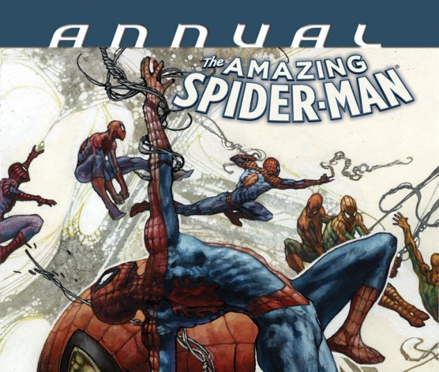 AMAZING SPIDER-MAN ANNUAL 1 BIANCHI VARIANT (WITH DIGITAL CODE)
