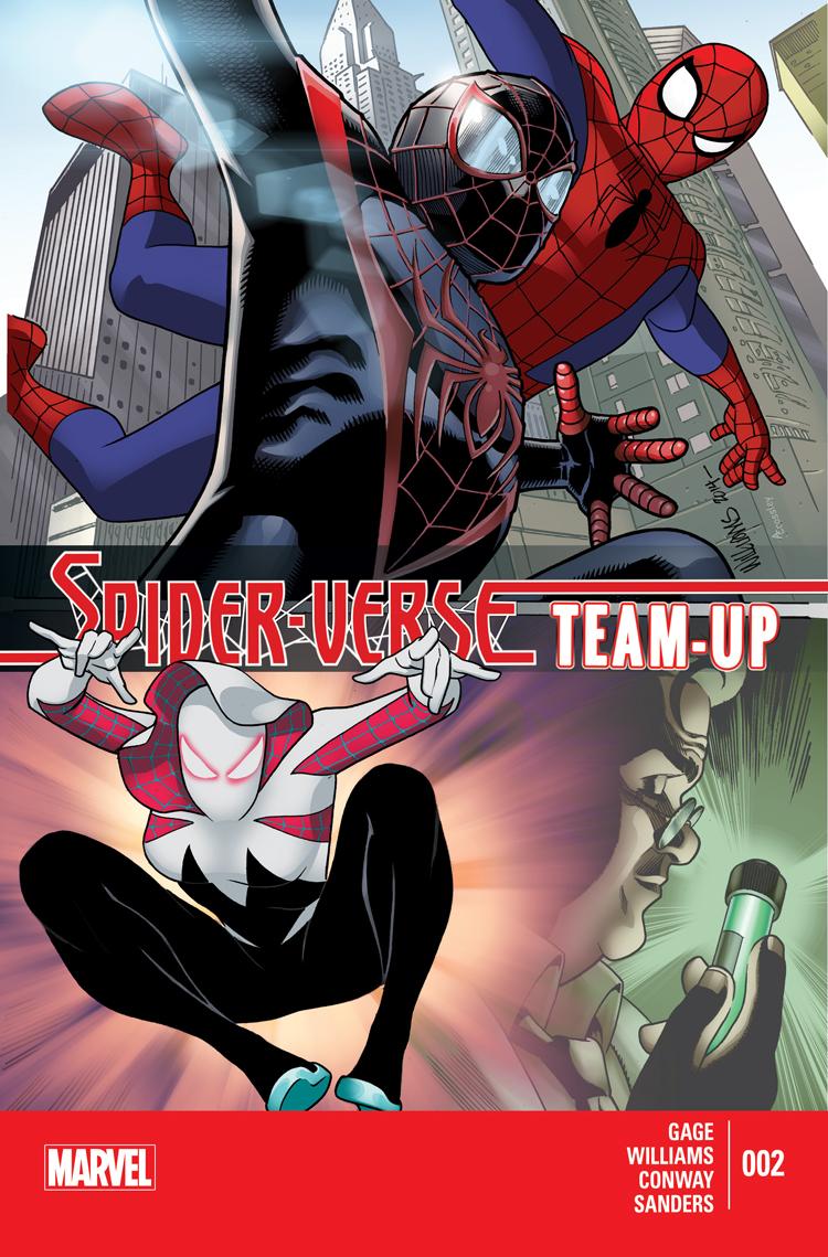 Spider-Verse Team-Up (2014) #2