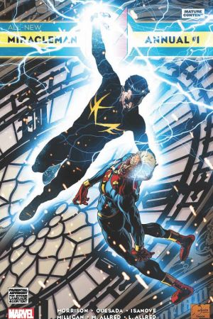 All-New Miracleman Annual #1  (Quesada Variant)