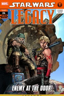 Star Wars: Legacy (2006) #24