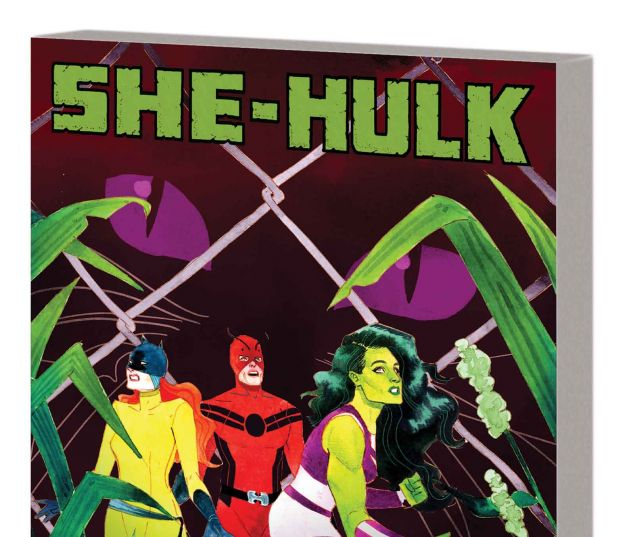 SHE-HULK VOL. 2: DISORDERLY CONDUCT TPB