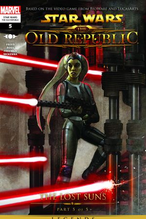 Star Wars: The Old Republic - The Lost Suns #5