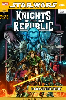 Star Wars: Knights Of The Old Republic Handbook #1