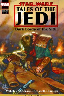 Star Wars: Tales Of The Jedi - Dark Lords Of The Sith #3