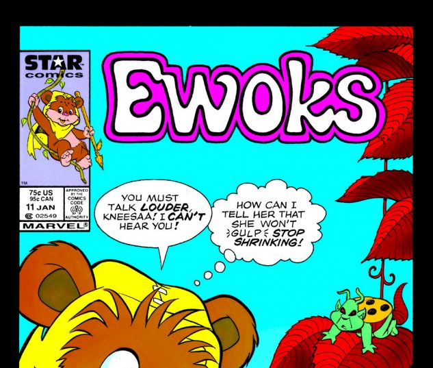 Star Wars: Ewoks (1985) #11