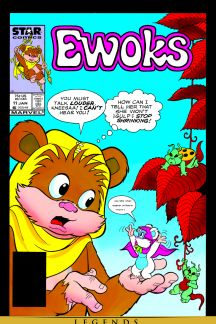 Star Wars: Ewoks #11