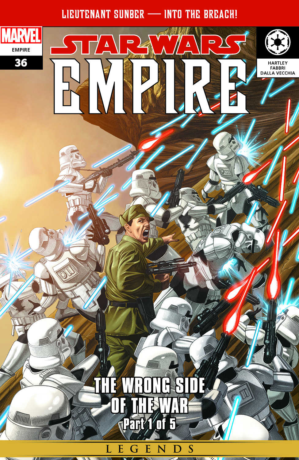 Star Wars: Empire (2002) #36