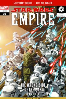 Star Wars: Empire #36