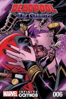 Deadpool: The Gauntlet Infinite Comic (2014) #6
