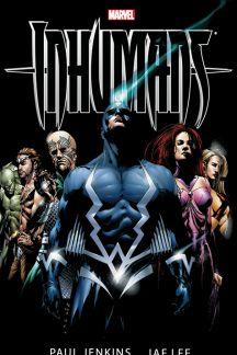 Inhumans by Paul Jenkins & Jae Lee (Trade Paperback)