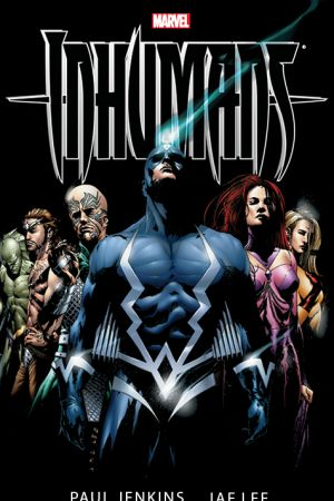 INHUMANS BY PAUL JENKINS & JAE LEE TPB (Trade Paperback)