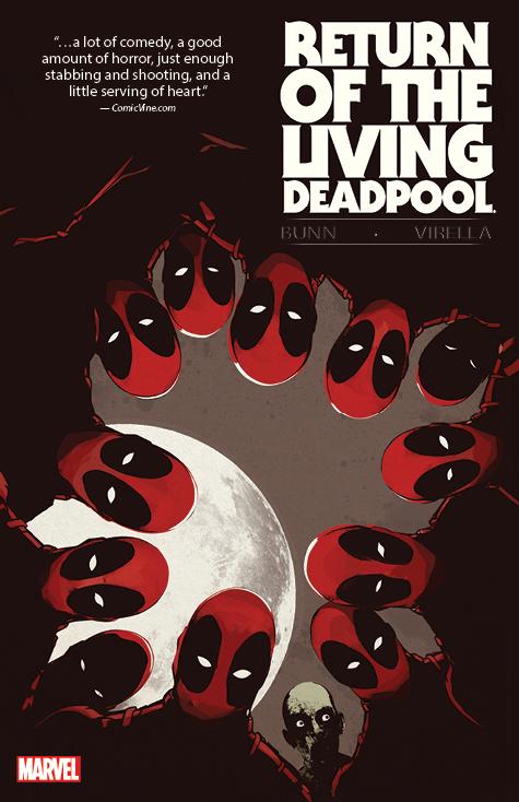 Return of the Living Deadpool (Trade Paperback)