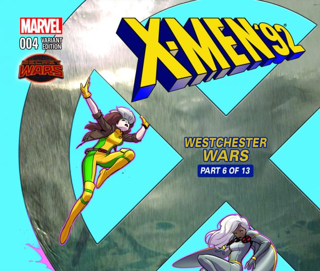 X-MEN '92 4 NAKAYAMA VARIANT (SW)