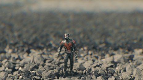 Ant-Man Looping in Avengers